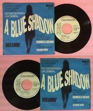 LP 45 7'' ROMOLO GRANO GIANNI ODDI A blue shadow Dreamin PROMO no cd mc dvd