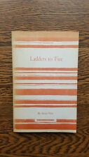 Anais Nin – Ladders to Fire (1960s Swallow paperback) Cities of the Interior 1st