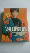 The Avengers The Original British TV Cult Series '68 Set 2 Region 1 NTSC DVD OOP
