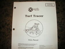 Exmark turf tracer 70,000 & higher parts manual ipl 850154