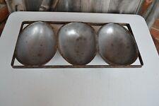 Vintage Egg Mold Baking Pan Easter Egg Bread Pan Chocolate