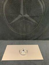 Mercedes-Benz C-Class Coupe (204) rear boot star emblem A2047580058