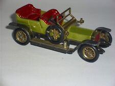 Matchbox Models of Yesteryear Y-10 Rolls Royce Silver Ghost 1906 siebziger Jahre