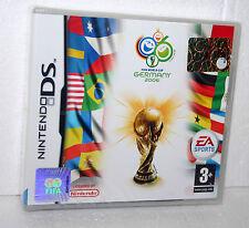 NINTENDO DS FIFA GERMANY 2006 MONDIALI DI CALCIO NUOVO SIGILLATO IN ITALIANO