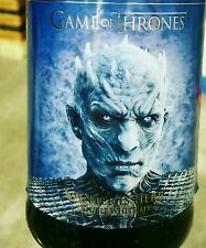 "ommegang game of thrones ""winter is here"" double white ale beer bottle only"