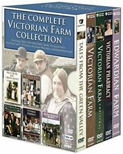 The Complete Victorian Farm Collection Boxed Set [DVD][Region 2]