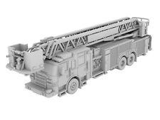 1/87 (HO) Fire truck 2012 Pierce Stock Arrow XT with 100ft Aerial 3D Printed