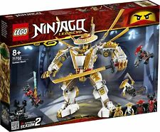 LEGO NINJAGO 71702 Goldener Mech Neu und OVP