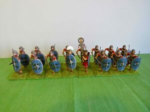 Roman Axuiliary Infantry Unit (N2) 16 Figures [1/32 54mm]