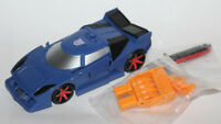 Transformers Botcon TFCC TFSS 5.0 Counterpunch Loose 100% Complete