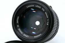 Canon New FD 50mm F1.2 For Canon FD Mount Maid in Japan