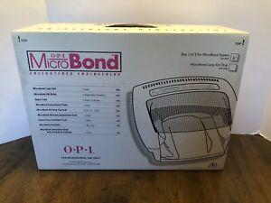 OPI MicroBond Professional U.V. Nail Gel Polish Curing Lamp Opi- M98