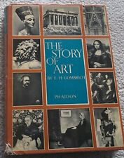 THE STORY OF ART  BY E H GOMBRICH. 370 ILLUSTS. PHAIDON PRESS.