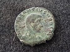 Very nice Roman coin of Constantius Gallus rev. Fel temp repartio uncleaned L39e