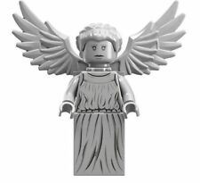 BN Lego doctor who dr minifigure weeping angel mini figure villain statue gargoy