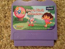 Vtech V.Smile vsmile Dora's Fix-it Adventure Cartridge Dora the Explorer