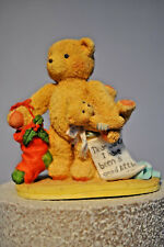 Cherished Teddies - Jacob - 950734 - Wishing for Love - Bear with Stocking