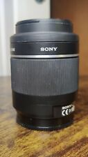 Sony SAL 55-200mm f/4.0-5.6 DT DSLR Lens (UNTESTED)