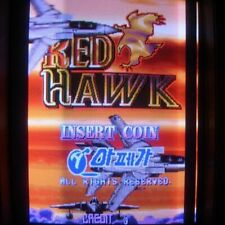>> RED HAWK SHOOT 1997 ORIGINAL AFEGA ARCADE JAMMA BOARD PCB ORIGINAL JAPAN ! <<