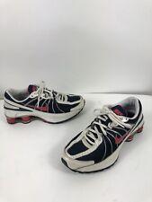 Nike Shox Turbo VII Size 6Y (2008 Red/White/Blue) 325067-461 EUC Women's 7.5
