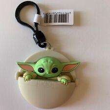 Monogram Figural Star Wars The Mandalorian 3d Bag Clip Greef Karga Keychain