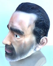 Negan Mask Latex Full Head Zombie Dead Realistic Comic Con Costume Halloween