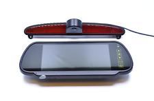 "Iveco Daily Van 2011-2014 LED Brake Light RearView Reversing Camera + 7"" Monitor"