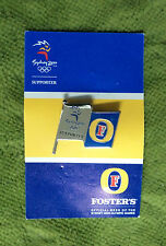 #P265.  SYDNEY 2000 OLYMPIC PIN - FOSTERS  BEER