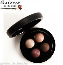 MAC Mineralize Pure Bred Eye Shadow X 4 Quad Palette Beige Brown Berry