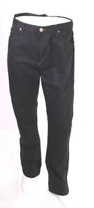 BJ5-71 Wrangler MWZ Cowboy Cut Herren Jeans Denim schwarz black W34 L33 tapered