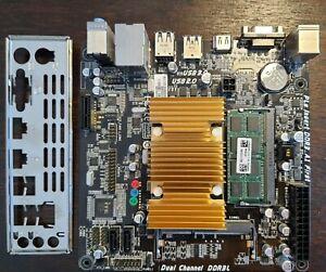 Biostar J1900NH3 Ver. 6.1, Onboard Intel J1900, Mini-ITX, 8GB DDR3L-RAM