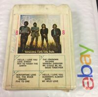 The Doors Waiting for the Sun 8 Track Tape 1968 Elektra EKM-84024 Rare PLAYS