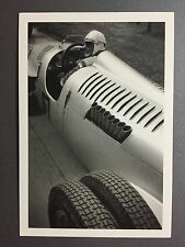 1998 H J Stuck Auto Union Goodwood Jesse Alexander Postcard Post Card RARE!!