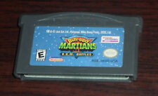 Nintendo GBA. Butt Ugly Martians BKM Battles. AGB-ABWE-USA