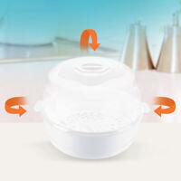 FP- High Capacity Heat-Resistance Baby Bottle Microwave Steam Sterilizer Storage