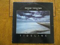 Darol Anger, Barbara Higbie - Tideline 1982 Windham Hill WH-1021 Vinyl LP EX/VG+
