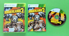 Borderlands 2 Microsoft Xbox 360