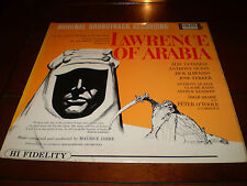 LAWRENCE OF ARABIA 1963 FIRST ISSUE SOUNDTRACK VINYL LP,NPL28023,