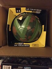 New listing under armour Ua Touchskin Soccer ball Size 5 In Camo For Adults