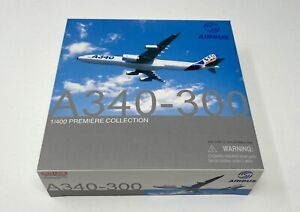 Dragon Wings - 55729-03 1:400 Airbus A340-300, Premier Collection