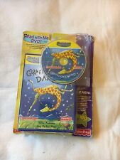 Fisher Price Scholastic Read With Me DVD Giraffes Can't Dance New Sealed Gift
