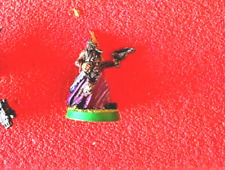 CHAOS CULTIST - METAL OOP NECROMUNDA CULTISTS KILL TEAM 40k ROGUE TRADER RARE!!!