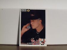 1994 Collector's Choice Silver Signature #240 Cal Ripken