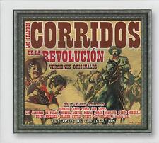 Corridos De La Revolucion Ignacio Lopez Alegres De Teran CD NEW 3 Pk 45 Songs!