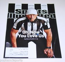 12ab2c4791e ED HOCHULI - Sports Illustrated SI - NFL Officials Referees Refs - 10