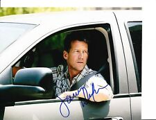 DESPERATE HOUSEWIVES JAMES DENTON SIGNED IN TRUCK 8X10