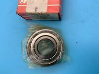 MRC 203SFF Radial/Deep Groove Ball Bearing - Round Bore, 17 mm ID