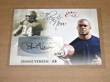 2011 Sage Five Star SHANE VEREEN Pre Draft Rookie Auto/25 Patriots - Giants Cal