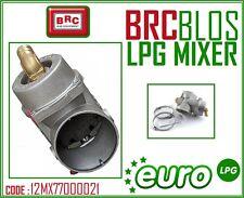 GENUINE BRC BLOS MIXER AUTOGAS LPG PROPANE 12MX77000021PERFORMANCE CARB REPLACE