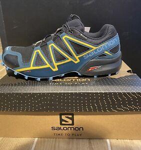 Mens Salomon Speedcross 4 GTX gore-tex Running Size 11 Brand New 100% Genuine